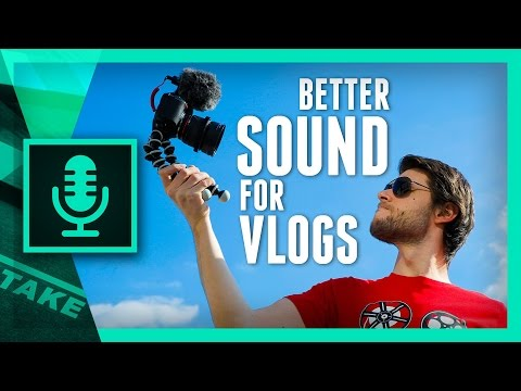 5 Tips to Improve the SOUND of your VLOGS | Cinecom.net