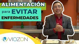 ALIMENTOS para EVITAR ENFERMEDADES | #nutricion VIOZON
