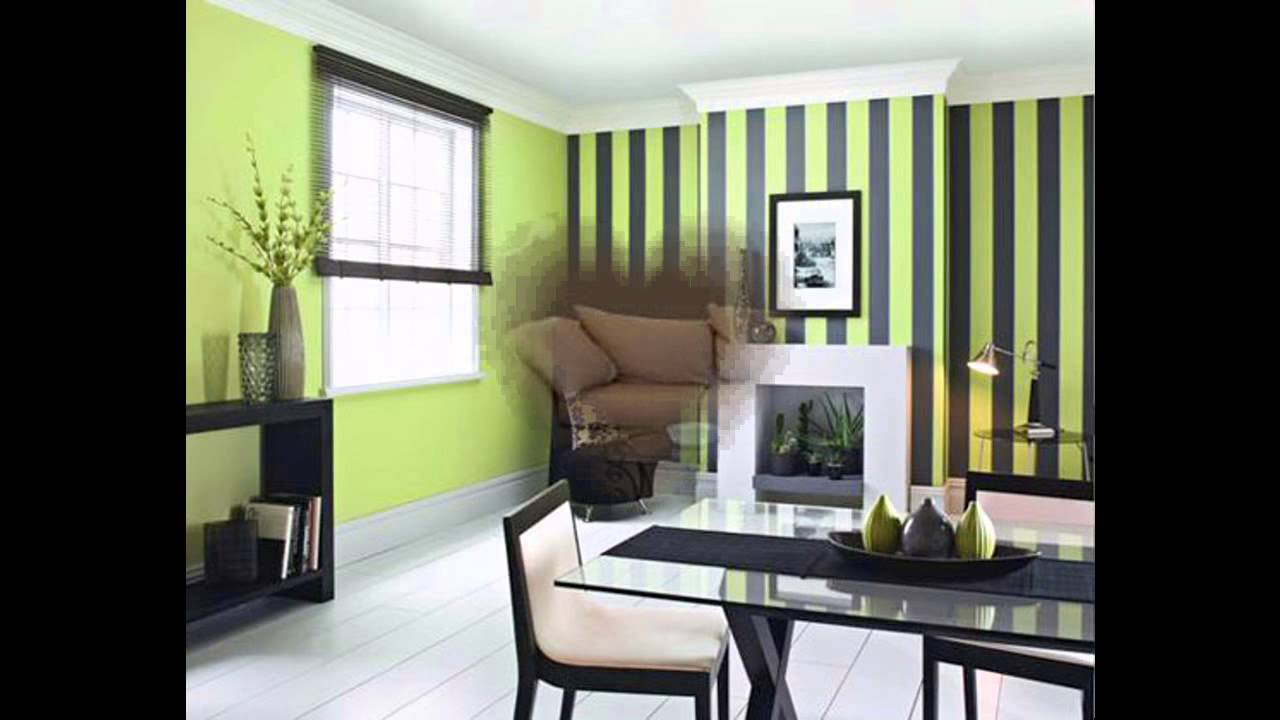 Wallpape Borders Decor Ideas For Living Room