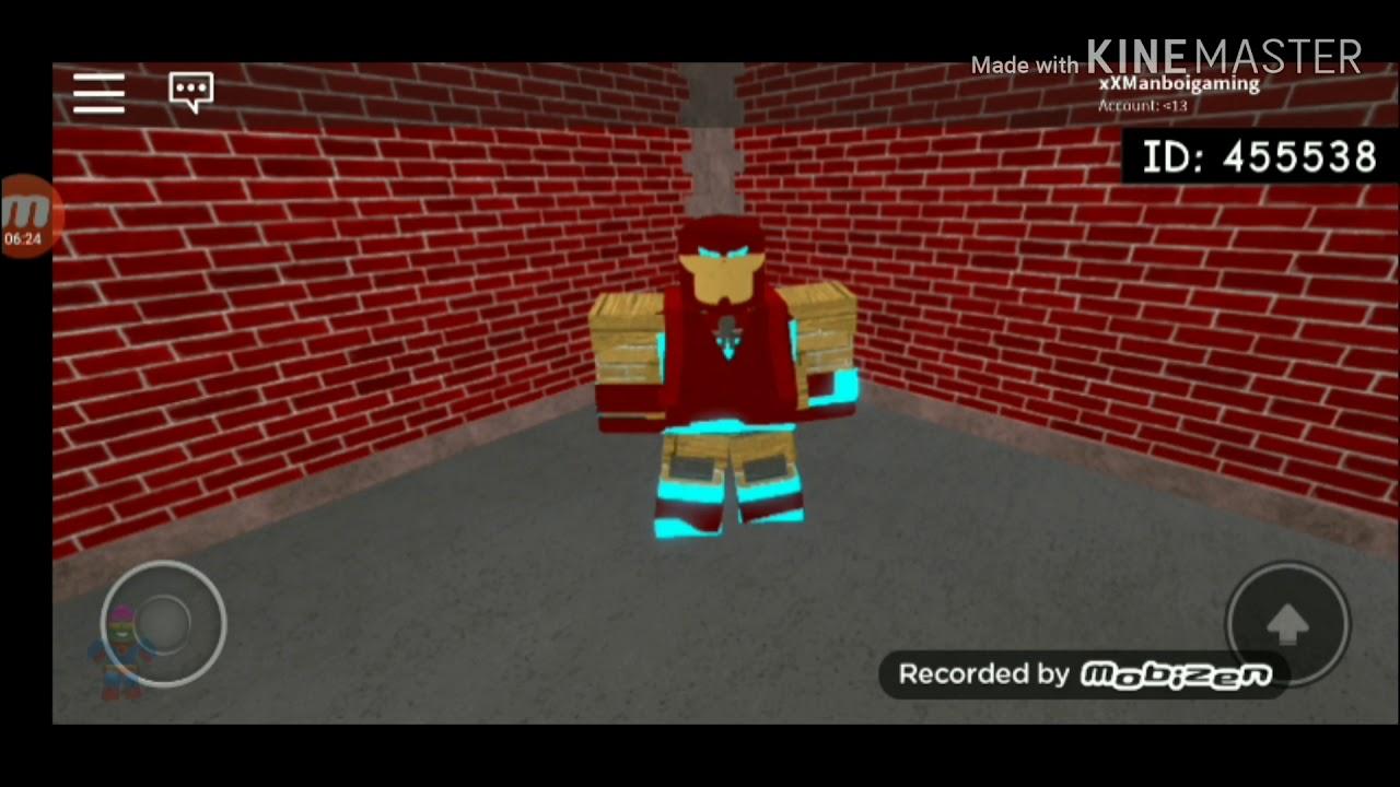 Iron Man Roblox Id How To Make Iron Man Mark 85 On Shl2 Youtube