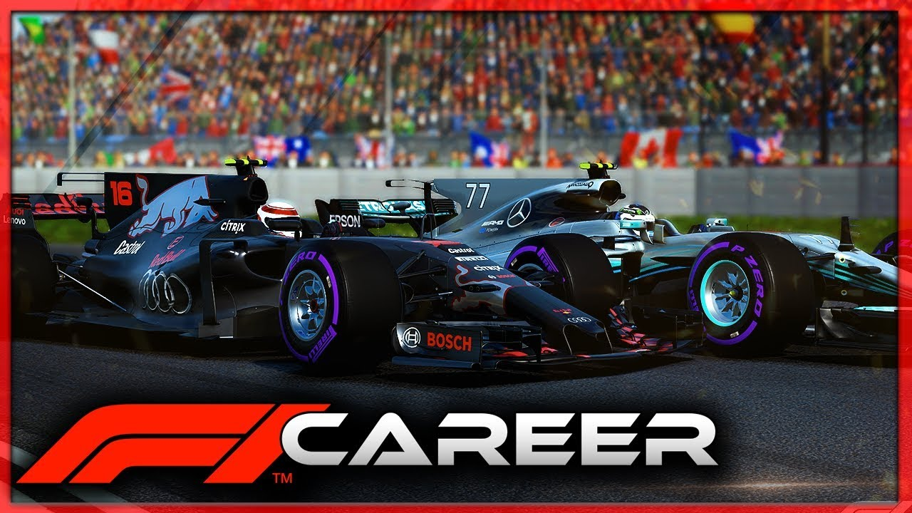 Mixed Conditions F1 2018 Mod Audi Career Mode Part 7 Canada F1