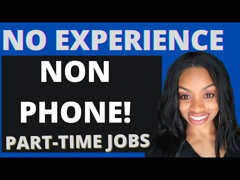 💻 Non Phone Online Part-Time Work From Home Job I No Experience Required