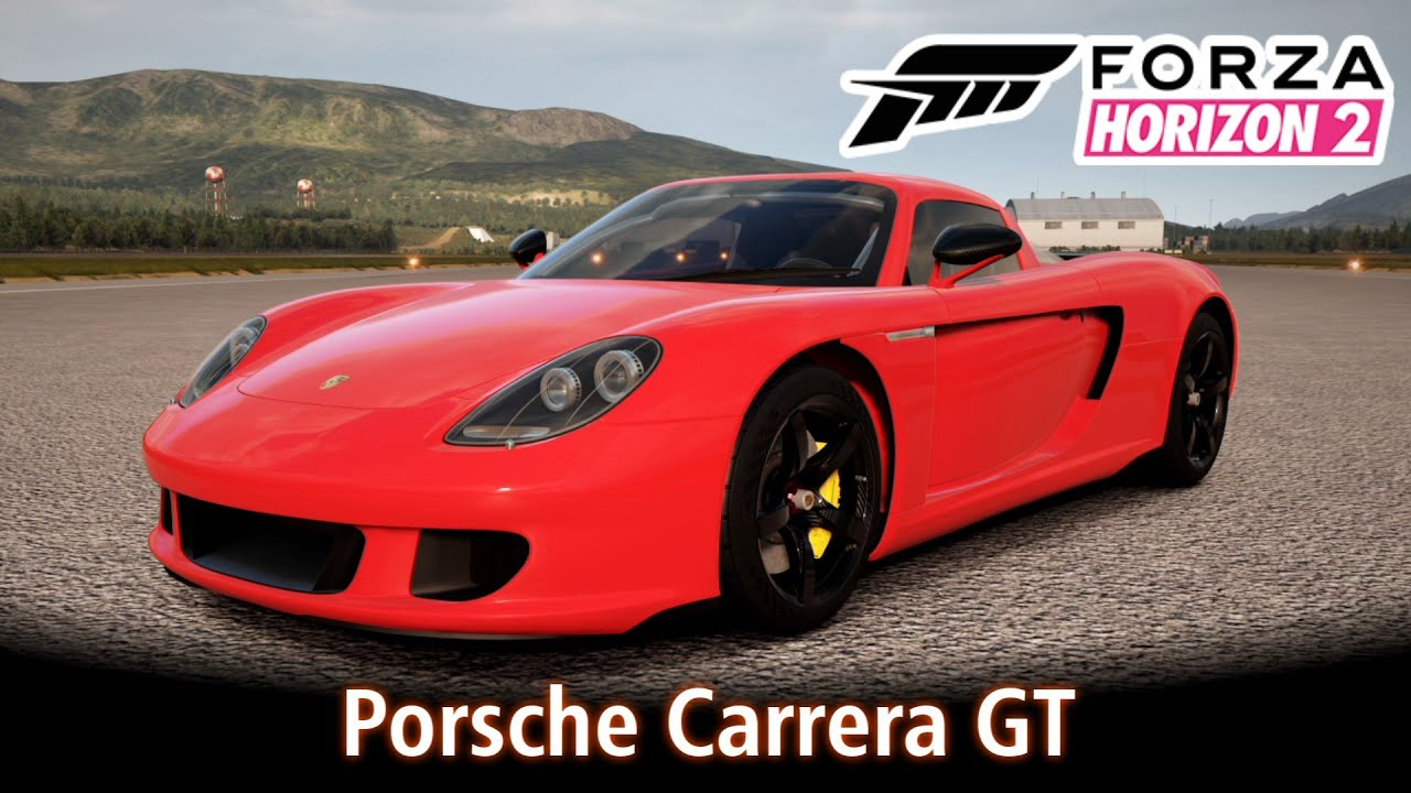 porsche carrera gt tunando e top speed forza horizon 2 pt br youtube. Black Bedroom Furniture Sets. Home Design Ideas