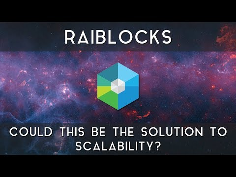 RaiBlocks | Could it be the solution to scalability?