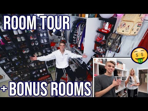 MY FINAL HOUSE TOUR!! (My BEST Bedroom Setup)