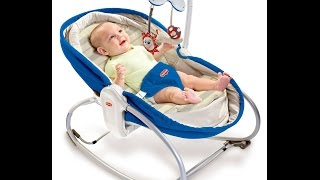 Review: Tiny Love 3 in 1 Rocker Napper, Blue, Grey, Ivory (Discontinued by Manufacturer)
