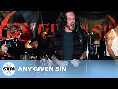 Any Given Sin - Insidious [Live for SiriusXM] | Next Wave Virtual Concert Series