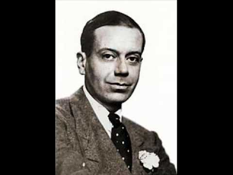 Cole Porter - The Physician 1933 Cole Porter Sings His Own Songs music