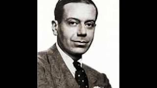 Cole Porter - The Physician 1933 Cole Porter Sings His Own Songs
