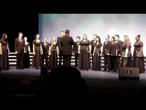 Central Hardin Choir - PAC/Valentine's performance