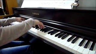 Kwan Gor吳業坤【陽光點的歌】鋼琴版  piano by CHM