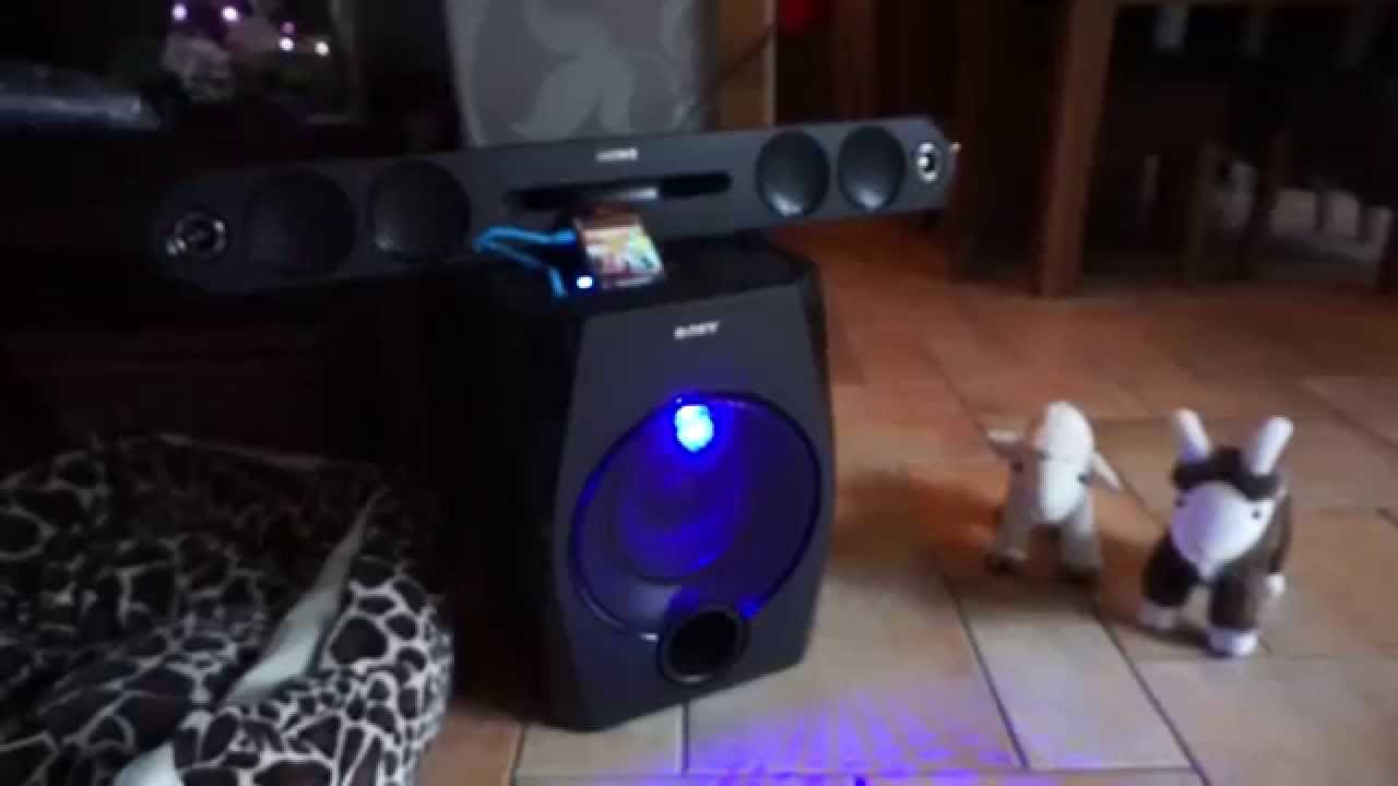 SONY HT-GT1 Soundbar - YouTube