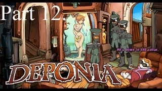 vuclip Let's Play Deponia - Part 12: Shower Scene.