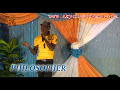 MC Philosopher in Laugh Out Loud  Comedy Series 12