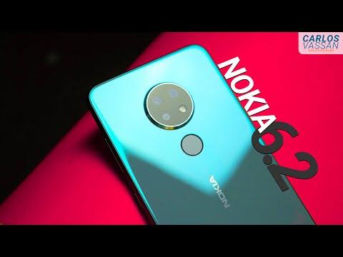 Nokia 6.2 | Unboxing en Español