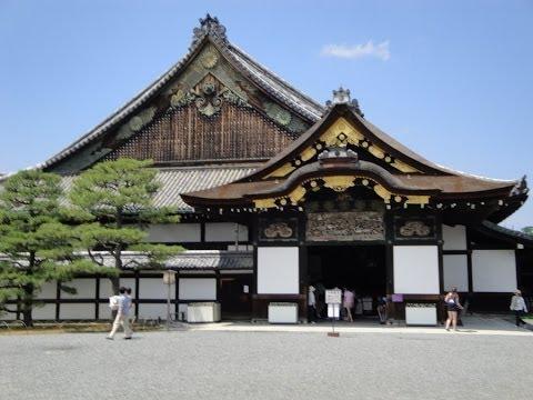 Nijo Castle Kyoto attractions Japan travel guide