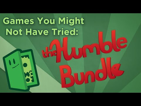 Games You Might Not Have Tried: Humble Bundle - Find New Games - Extra Credits