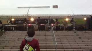2012/11/24 九大祭 ウエストステージ 富士櫻.
