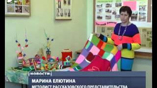 Рассказовский ярнбомбинг поедет на международный арт-фестиваль в Москву