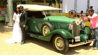 Vintage Bikes And Cars Show In Chennai - Must Watch - Red Pix 24x7