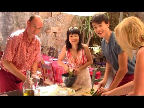 Greece Travel Part 16: Greek Food on the Crete Island