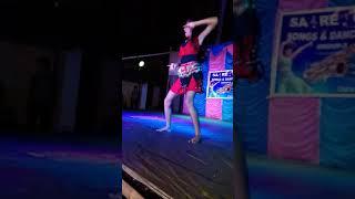 Sa ra ga ma pa dance performance pallavi kalikakumari