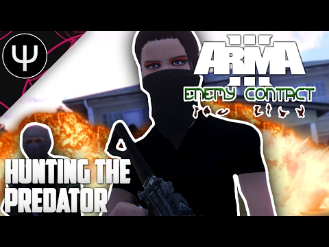 ARMA 3: ENEMY CONTACT — Hunting The Predator!