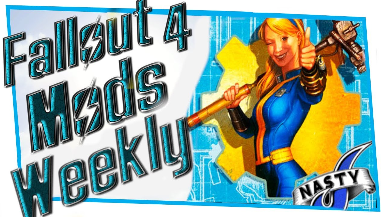 faa61c38b SUPER SEXY OUTFITS - Fallout 4 Console Mods - Week 1 - YouTube