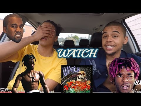 Travis Scott - Watch (ft. Lil Uzi Vert, Kanye West) REACTION REVIEW