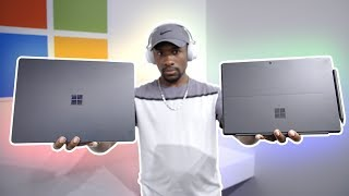 Microsoft had an event where they announced the new Matte Black Sur...