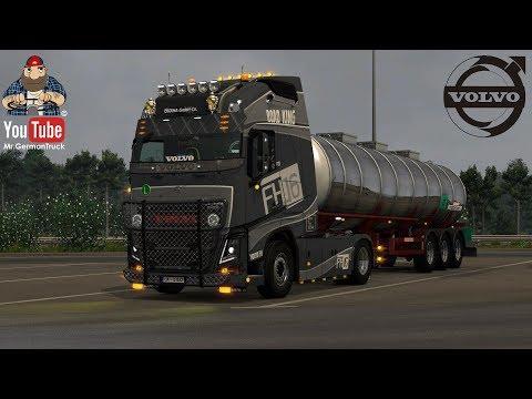 [ETS2 V1.31] Volvo FH16 2013 V23.00r + ALL DLC´s Ready