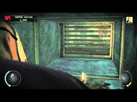 Hitman Absolution - How To Eliminate Eliminate Wade