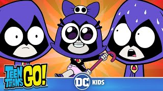 Teen Titans Go! in Italiano | Raven e i suoi Stati d'Animo | DC Kids