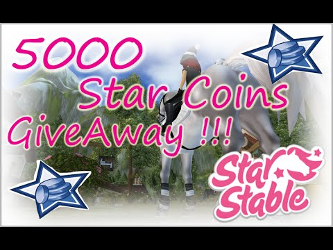 ✔ Star Stable ♡ -   5000 Star Coin GiveAway !   CLOSED