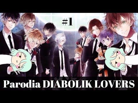 Parodia de Diabolik Lovers