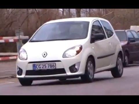 Renault Twingo 2011 Test God Motor Youtube