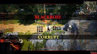 BDO NW - Blackrose vs Corrupt