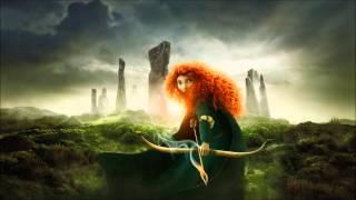 Brave - Merida Rides Away