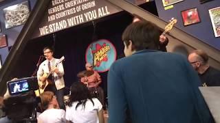 Weezer Mexican Fender live @ Amoeba Music