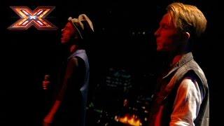 Группа Mountain Breeze и SunSay - Love manifest. Х-фактор 7. Четвертый прямой эфир