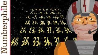 Amazing Graphs II (including Star Wars) - Numberphile