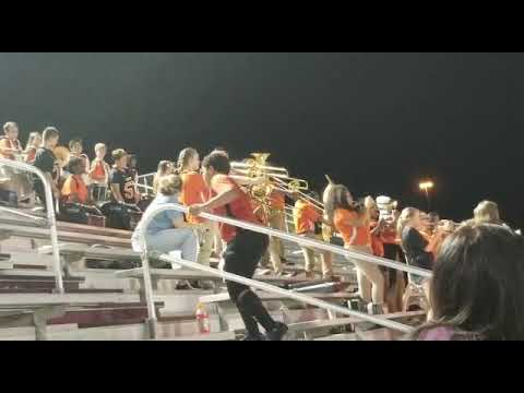 Gadsden middle school band 2019