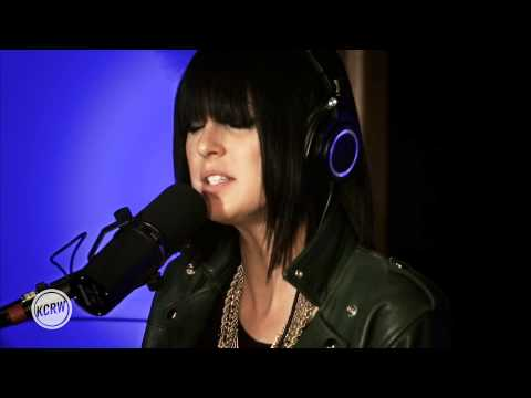 "Phantogram performing ""Fall In Love""  on KCRW"