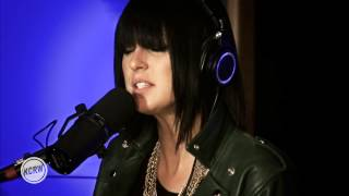 Phantogram performing
