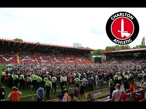 Charlton Athletic Pitch Invasion Vs Swindon and Protest At Meire #MeireOut