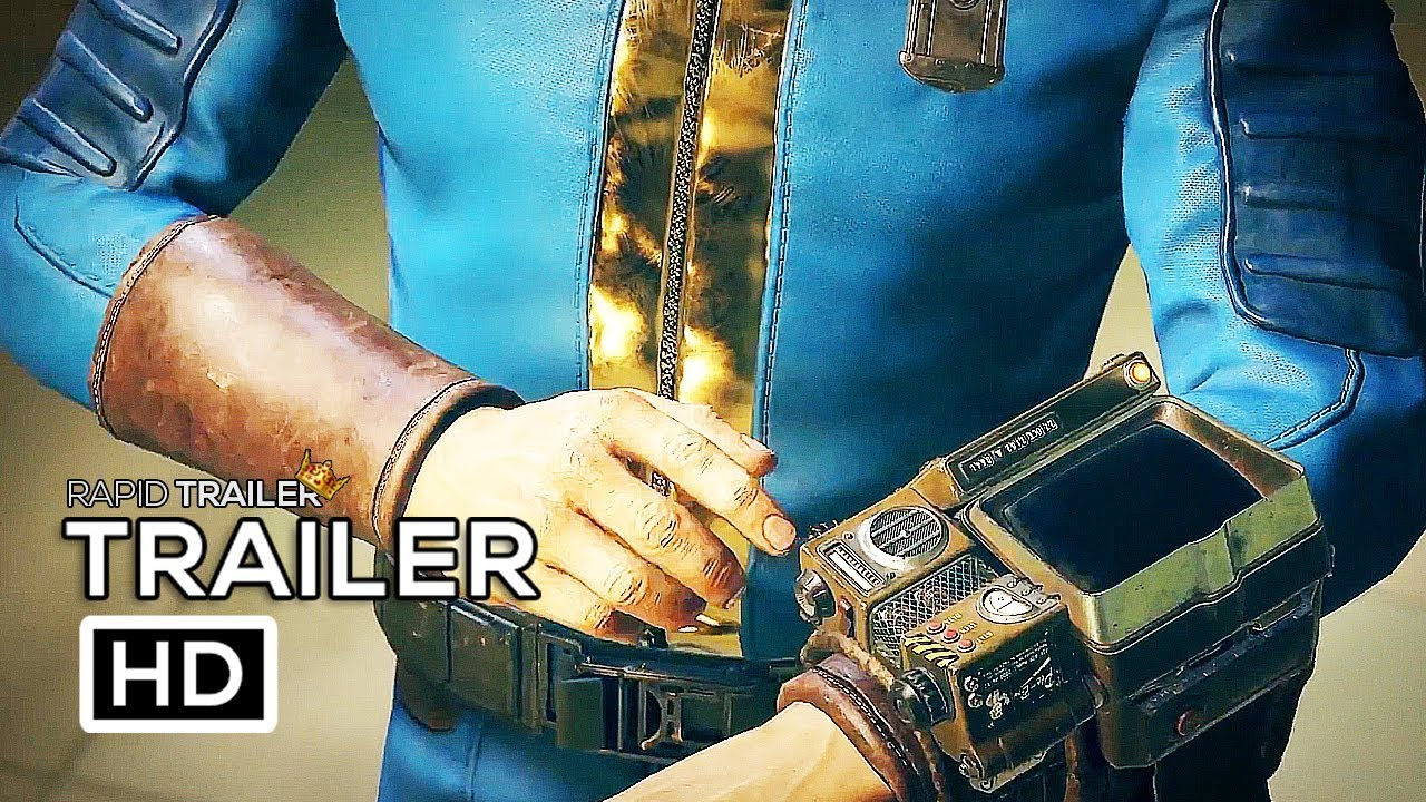 FALLOUT 76 Official Teaser Trailer (2018) PS4, Xbox One Game HD