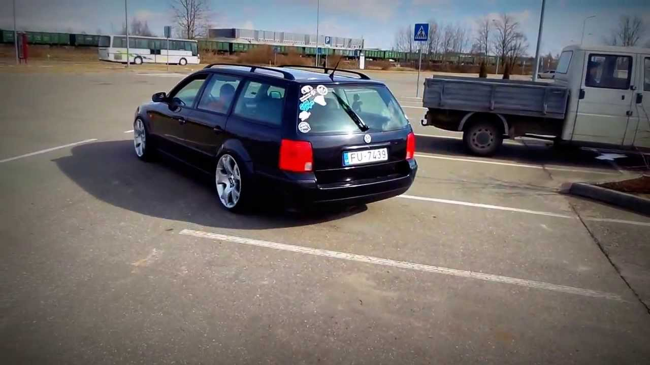 Passat B5 On Style 63 Youtube