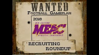 FBGP's FCS Kickoff 2018 MEAC Season Preview - Recruiting Roundup