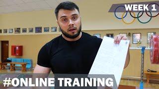"""TOROKHTIY online training GANG - 1/11"" [ENG & SPA sub] (Weightlifting & CrossFit)"