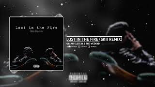 Gesaffelstein The Weeknd Lost in the Fire SKII Remix.mp3